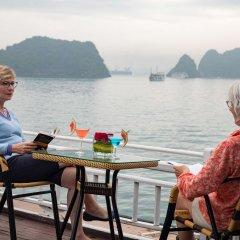 Отель Halong Lavender Cruises балкон