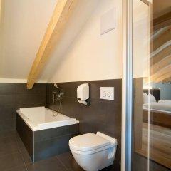 Отель Residence Sägemühle Прато-алло-Стелвио ванная фото 2