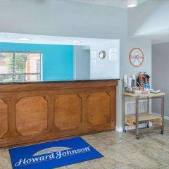 Отель Howard Johnson by Wyndham Vicksburg интерьер отеля