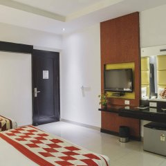 Hotel Krishna удобства в номере
