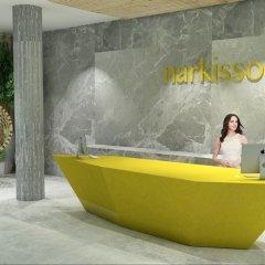 Отель Narcissos Waterpark Resort спа фото 2