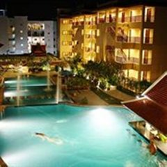 Отель Baan Yuree Resort and Spa бассейн фото 2