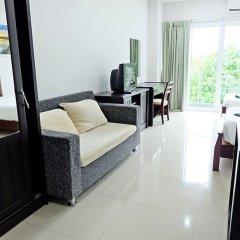 Отель Krabi Hipster Hotel Таиланд, Краби - отзывы, цены и фото номеров - забронировать отель Krabi Hipster Hotel онлайн комната для гостей фото 4