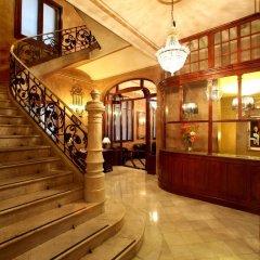 Отель Nouvel Барселона интерьер отеля