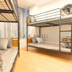 Air Hostel Myeongdong Сеул комната для гостей фото 5