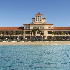 Отель Le Meridien Ra Beach Hotel & Spa Испания, Эль Вендрель - 3 отзыва об отеле, цены и фото номеров - забронировать отель Le Meridien Ra Beach Hotel & Spa онлайн пляж