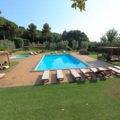 Отель Frascati Country House Италия, Гроттаферрата - отзывы, цены и фото номеров - забронировать отель Frascati Country House онлайн бассейн фото 2