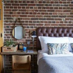 Отель Artist Residence Великобритания, Брайтон - отзывы, цены и фото номеров - забронировать отель Artist Residence онлайн удобства в номере фото 2