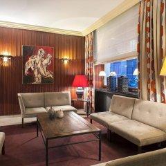 Hotel Des Artistes интерьер отеля