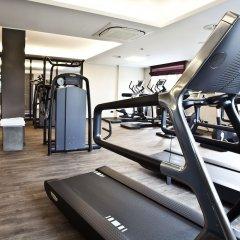 Best Western Plus Hotel Böttcherhof фитнесс-зал фото 2