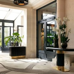 Отель Les Jardins du Faubourg интерьер отеля фото 2