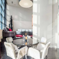 Отель Rent Top Apartments Beach-Diagonal Mar Испания, Барселона - отзывы, цены и фото номеров - забронировать отель Rent Top Apartments Beach-Diagonal Mar онлайн питание