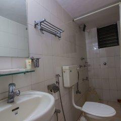 Отель OYO 12423 Home Pool View 1BHK Candolim Гоа ванная