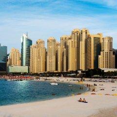 Ramada Hotel & Suites by Wyndham JBR пляж