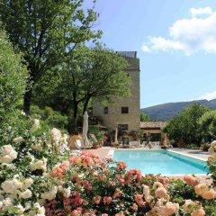 Отель Torre del Falco Италия, Сполето - отзывы, цены и фото номеров - забронировать отель Torre del Falco онлайн бассейн