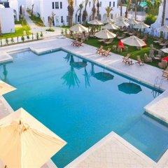 Отель Les Jardins De Toumana Тунис, Мидун - отзывы, цены и фото номеров - забронировать отель Les Jardins De Toumana онлайн бассейн фото 3