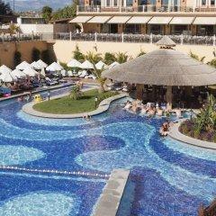 Villa Side Residence Турция, Сиде - 4 отзыва об отеле, цены и фото номеров - забронировать отель Villa Side Residence - All Inclusive онлайн бассейн фото 3