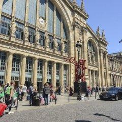 Отель Hôtel Paris Nord Франция, Париж - 1 отзыв об отеле, цены и фото номеров - забронировать отель Hôtel Paris Nord онлайн пляж