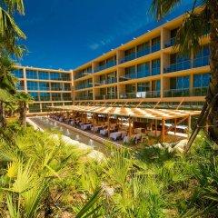 Salgados Dunas Suites Hotel спортивное сооружение
