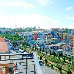 Отель Phu Quy Далат балкон
