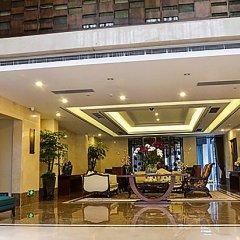 Отель Taihu Lake Golden Valley Conference Center интерьер отеля фото 3