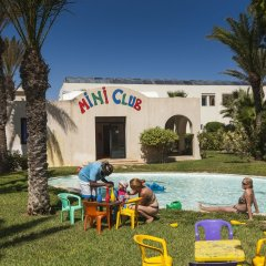 Отель Sentido Djerba Beach - Все включено Тунис, Мидун - 1 отзыв об отеле, цены и фото номеров - забронировать отель Sentido Djerba Beach - Все включено онлайн детские мероприятия