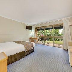 Отель MAS Country Gladstone Palms Motor Inn комната для гостей фото 2