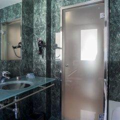 Отель AC Hotel Los Vascos by Marriott Испания, Мадрид - отзывы, цены и фото номеров - забронировать отель AC Hotel Los Vascos by Marriott онлайн ванная фото 2