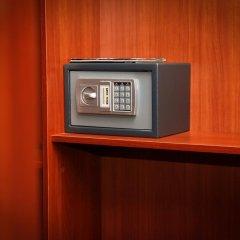 Гостиница Навигатор сейф в номере