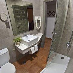 Hotel Galaroza Sierra Галароса ванная фото 2