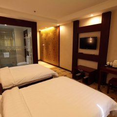 Отель Li Hao Hotel Beijing Guozhan Китай, Пекин - отзывы, цены и фото номеров - забронировать отель Li Hao Hotel Beijing Guozhan онлайн спа фото 2