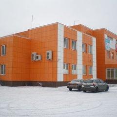 Гостиница Милена парковка