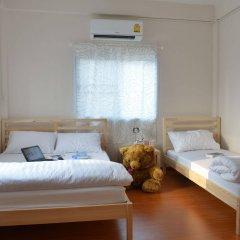 PanPan Hostel Bangkok Бангкок комната для гостей фото 2