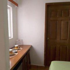 Отель BM Zihua Casa de Huéspedes в номере