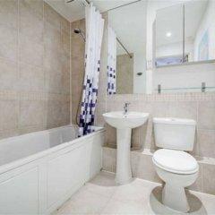 Отель Modern 1 Bedroom Flat in Battersea ванная