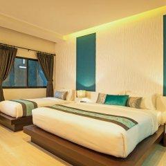 Отель The Nice Hotel Таиланд, Краби - отзывы, цены и фото номеров - забронировать отель The Nice Hotel онлайн комната для гостей фото 3