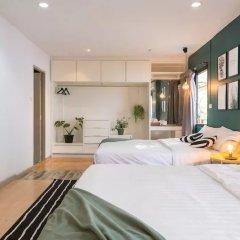Отель Adelis 55 Бангкок комната для гостей фото 4
