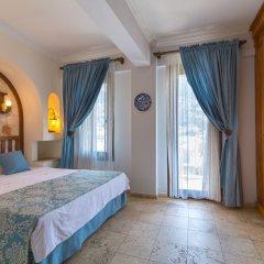 Oasis Hotel Турция, Калкан - отзывы, цены и фото номеров - забронировать отель Oasis Hotel онлайн комната для гостей фото 3
