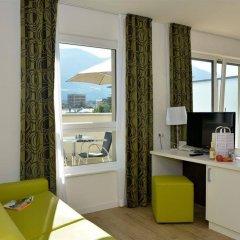 Отель City Hotel Merano Италия, Меран - отзывы, цены и фото номеров - забронировать отель City Hotel Merano онлайн удобства в номере фото 2