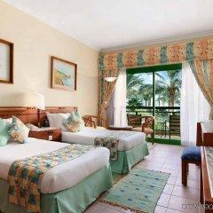 Отель Хилтон Хургада Резорт комната для гостей фото 5