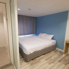 Отель Nantra Ploenchit Бангкок комната для гостей фото 5