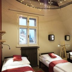 Отель Czech Inn Hostel Чехия, Прага - 7 отзывов об отеле, цены и фото номеров - забронировать отель Czech Inn Hostel онлайн сейф в номере