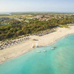 Отель Melia Las Antillas пляж фото 2