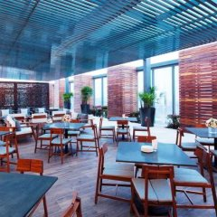 Отель Hilton Mexico City Santa Fe Мексика, Мехико - отзывы, цены и фото номеров - забронировать отель Hilton Mexico City Santa Fe онлайн питание фото 2