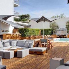 Отель Mr. C Beverly Hills бассейн фото 3