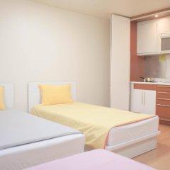 Отель Ewha Guest House Hongdae комната для гостей
