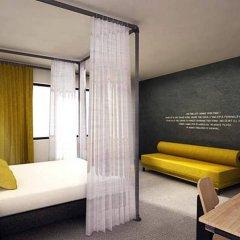 Отель Zoom Hotel Бельгия, Брюссель - 1 отзыв об отеле, цены и фото номеров - забронировать отель Zoom Hotel онлайн комната для гостей фото 3