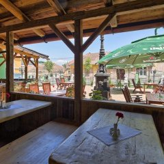 Mercure Sighisoara Binderbubi - Hotel & Spa бассейн фото 3