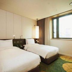 Отель Crown Park Hotel Южная Корея, Сеул - отзывы, цены и фото номеров - забронировать отель Crown Park Hotel онлайн комната для гостей фото 4