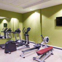 Отель Aparthotel Adagio Liverpool City Centre фитнесс-зал фото 2